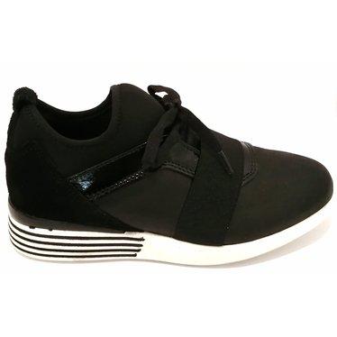 Hip Sneaker zwart 30.31.33.34