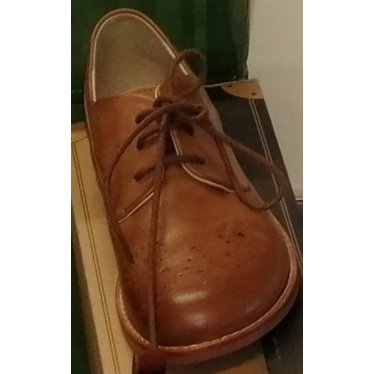 Young Soles Veterschoen cognac 30.32