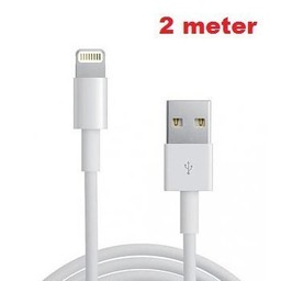 Lightning USB oplaad kabel (2 meter) iPhone / iPad / iPad mini