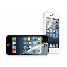 5x Screenprotector transparant iPhone 5 / 5s / 5c