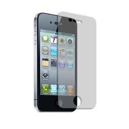 5x Anti-vingerafdruk Screenprotector (mat) iPhone 4 / 4s