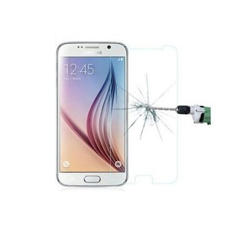 Tempered Glass / Gehard Glas voor de Samsung Galaxy S6