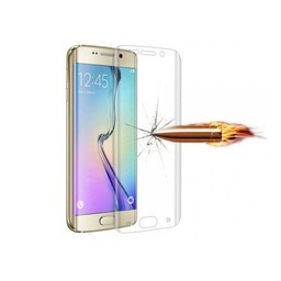 Tempered Glass Samsung Galaxy S6 edge (met gebogen randen)