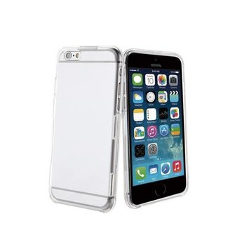 Crystal transparant plastic hoesje voor de iPhone 6 Plus (s)
