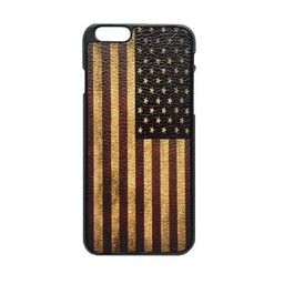 Amerikaanse vlag / USA - retro hoes iPhone 6 Plus (s)