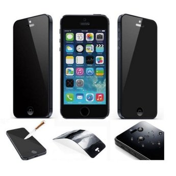 Privacy Tempered Glass / Gehard Glas Screenprotector voor de iPhone 5 / 5s / 5c