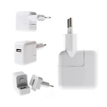 Originele Apple Oplader - iPad 2.1A 12w met kabel