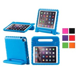 iPad Air 1 / Air 2 / 9.7 (2017) / (2018) Kinder kids case Hoesje - kids proof (one size)