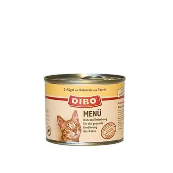 Dibo Cat gevogelte menu tray 6st.