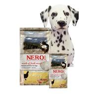 Nero Pure  Puppy verse Kip
