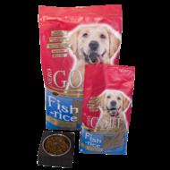 Nero Gold Hond Vis & Rijst (natuurlijk hondenvoer)