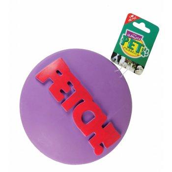 Rubber Frisbee