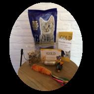 Nero Gold natuurlijk kattenvoer proefpakket