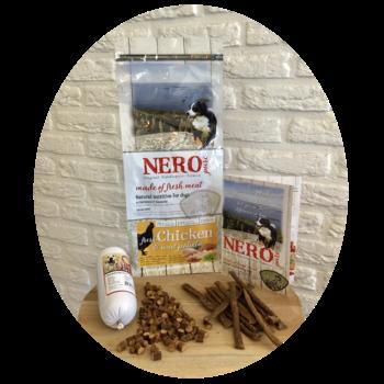 Nero Pure  Natuurlijk hondenvoer proefpakket