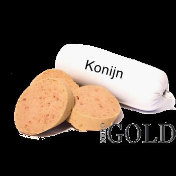 Nero Gold Vleesworst Konijn