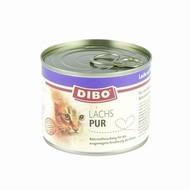 Dibo Kat Pur Zalm 200gr - 6 stuks