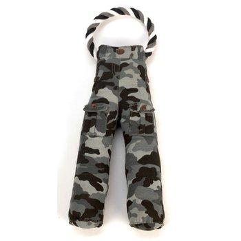 Camouflage Jeans met Handgreep 36cm