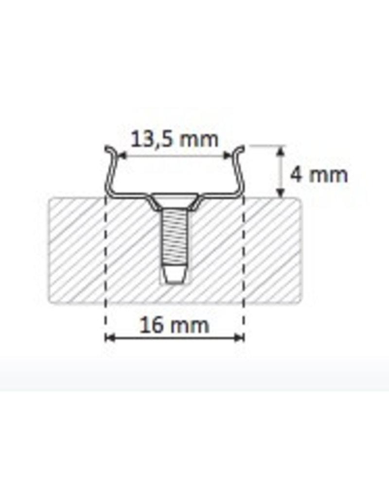 Aluprofil LINE Standard