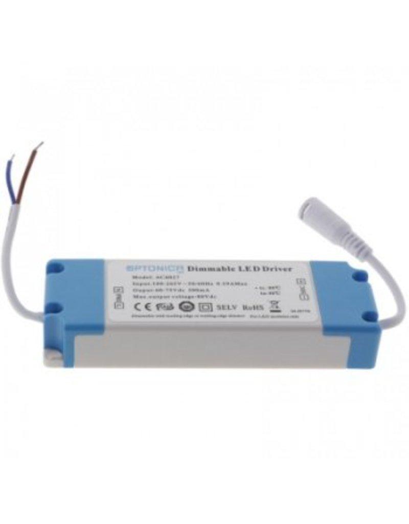 20-24W Dimmbares Netzteil für Einbauleuchten 220V 300MA