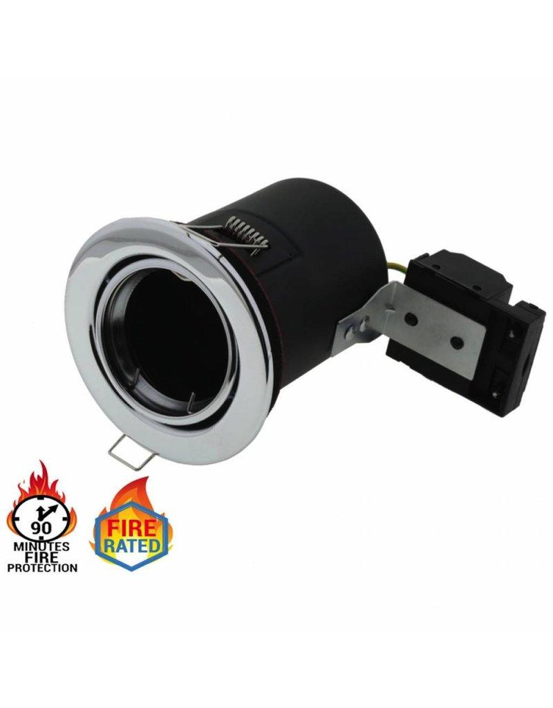 LEDFactory Einbaurahmen für GU10 Fixiert IP20 (versch. Farben!)
