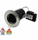 Einbaurahmen für GU10 Fixiert IP20 (versch. Farben!)