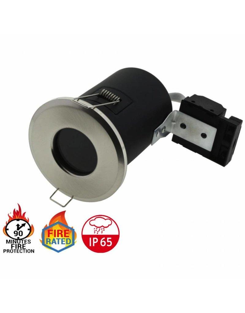 Einbaurahmen für GU10 Fixiert IP65 Wasserdicht (versch. Farben!)