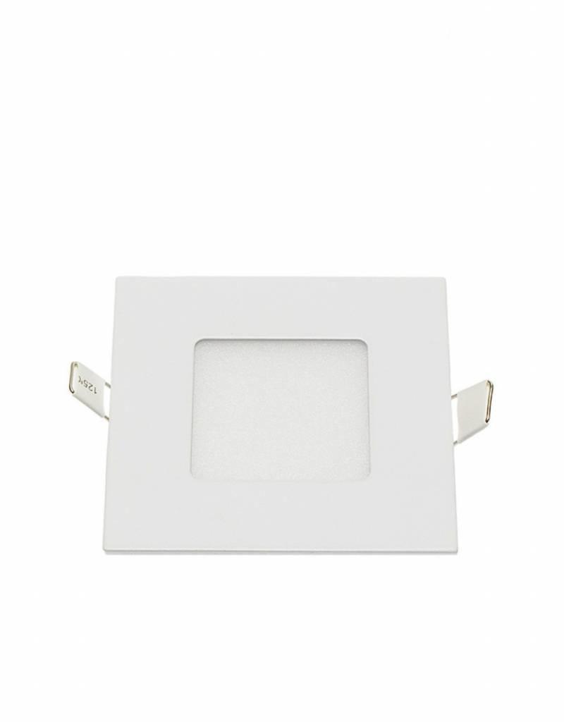 3W LED Mini Panel Quadratisch