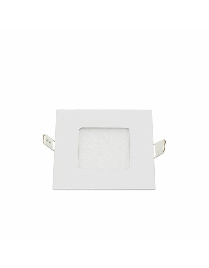 LEDFactory 3W LED Mini Panel Quadratisch