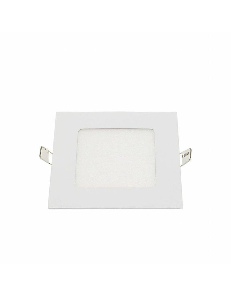 6W LED Mini Panel Quadratisch
