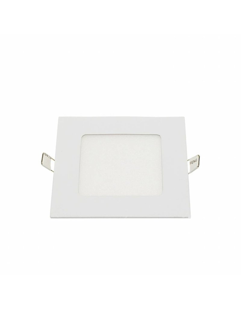 LEDFactory 6W LED Mini Panel Quadratisch