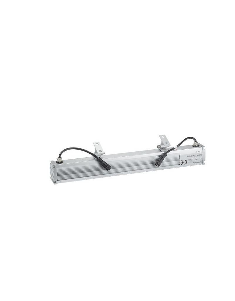 9W LED Wallwasher 230V 0,5m