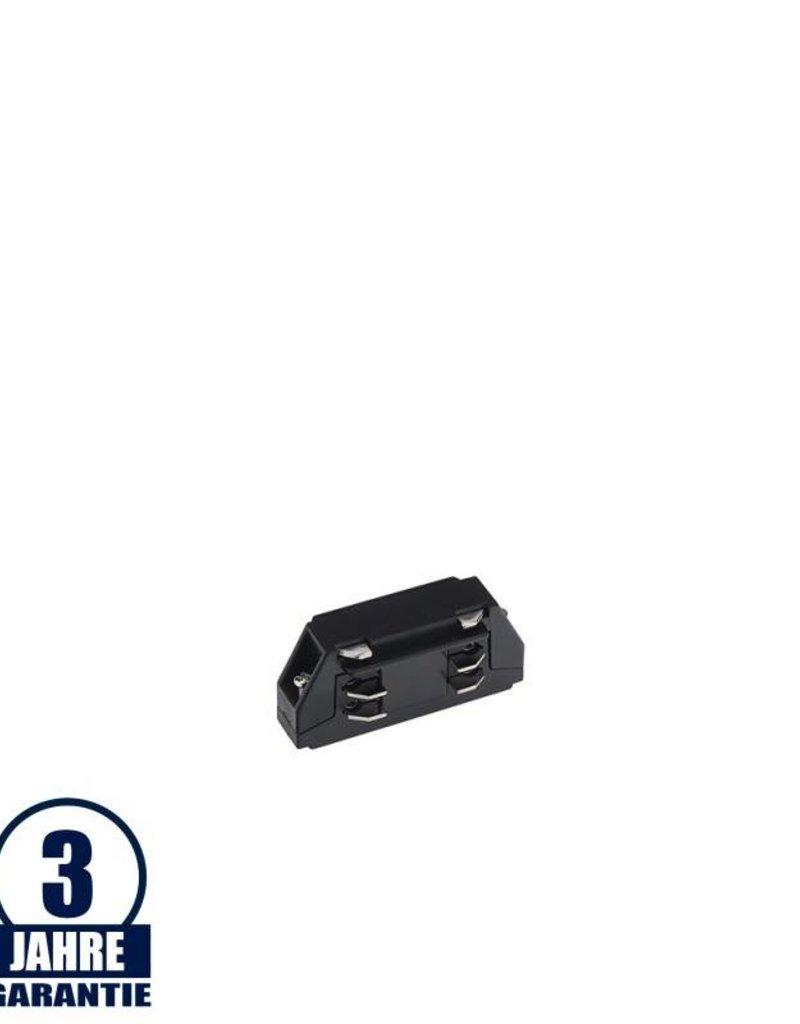 Mini Verbinder für 3Ph. Stromschiene Professional Schwarz