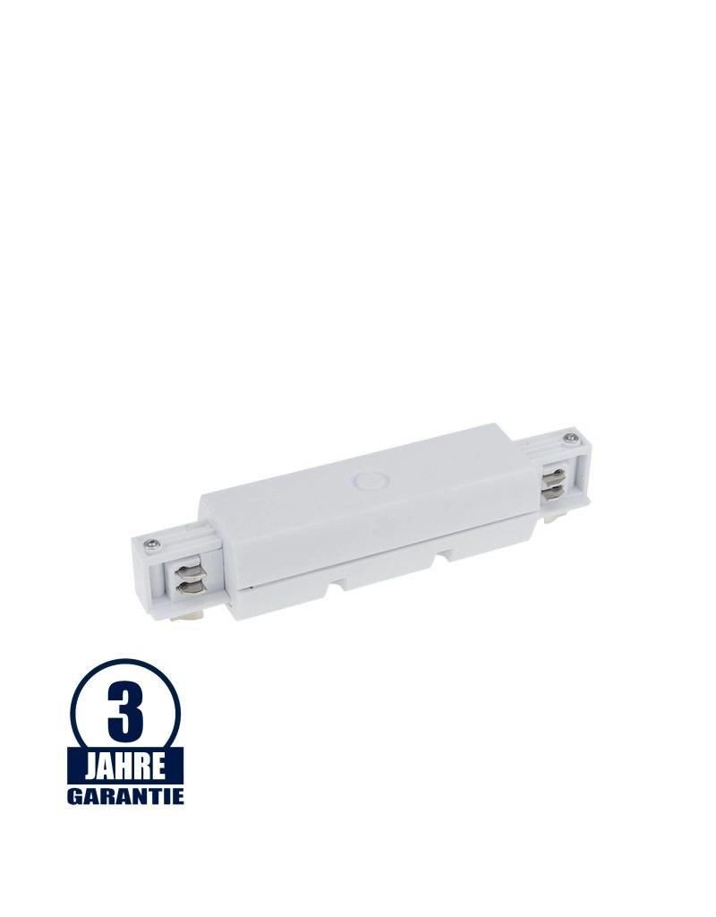 LEDFactory Verbinder für 3Ph. Stromschiene Professional Weiß