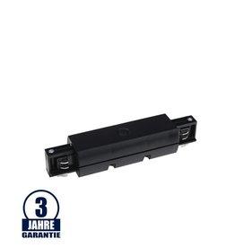 LEDFactory Verbinder für 3Ph. Stromschiene Professional Schwarz