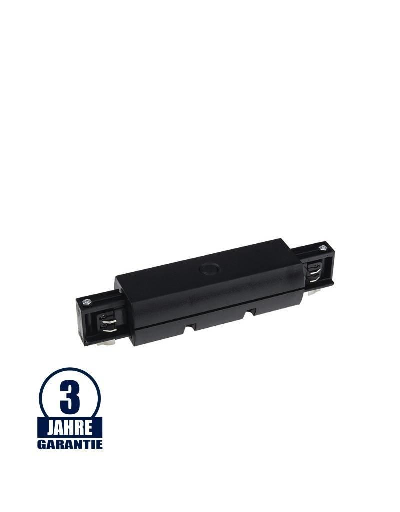 Verbinder für 3Ph. Stromschiene Professional Schwarz
