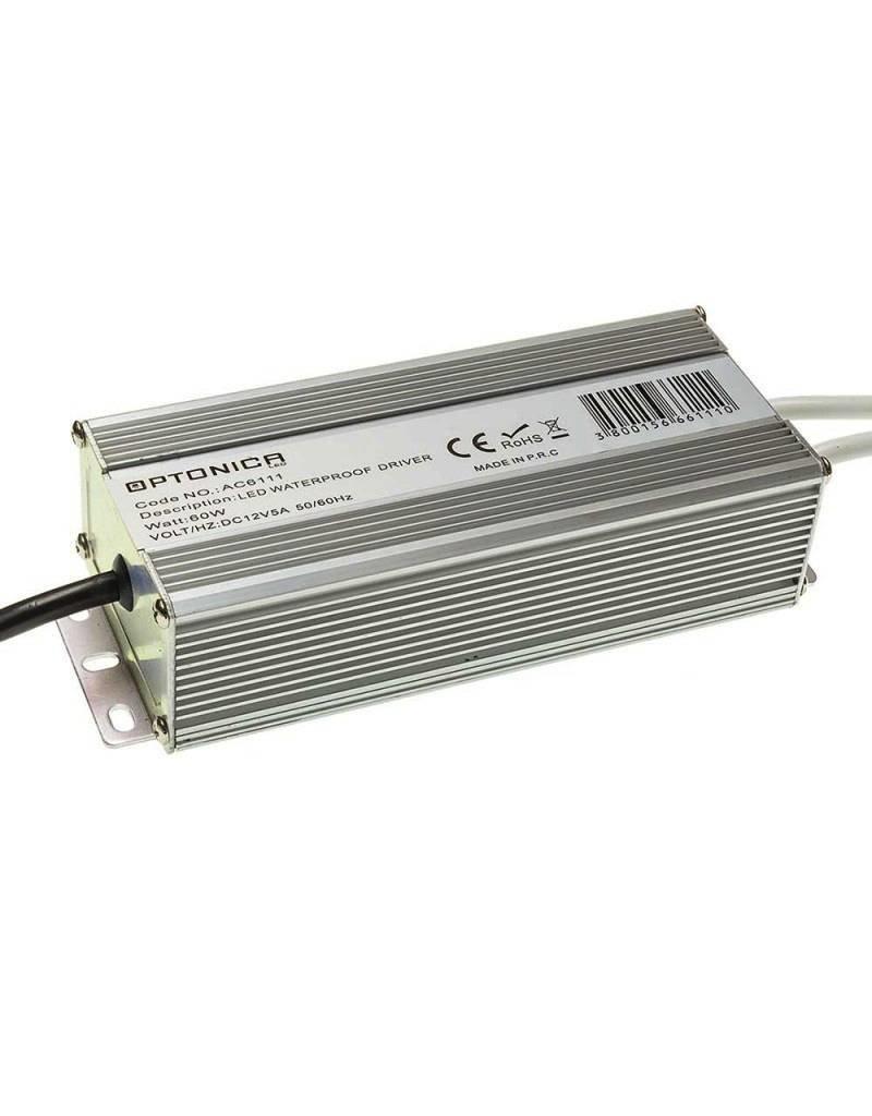 12V DC Wasserdichte Netzteile 30W bis 60W