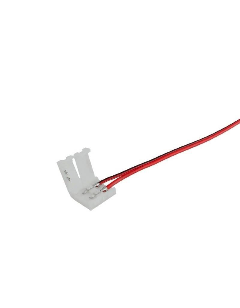 LED Leisten Connector Plastik mit Kabel 5050 LED Leiste