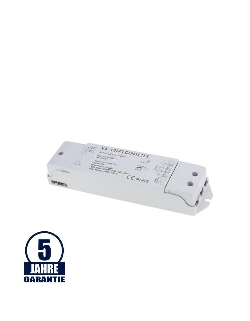 LEDFactory LED V4 Empfänger (Single, CCT, Dual, RGB, RGBW)