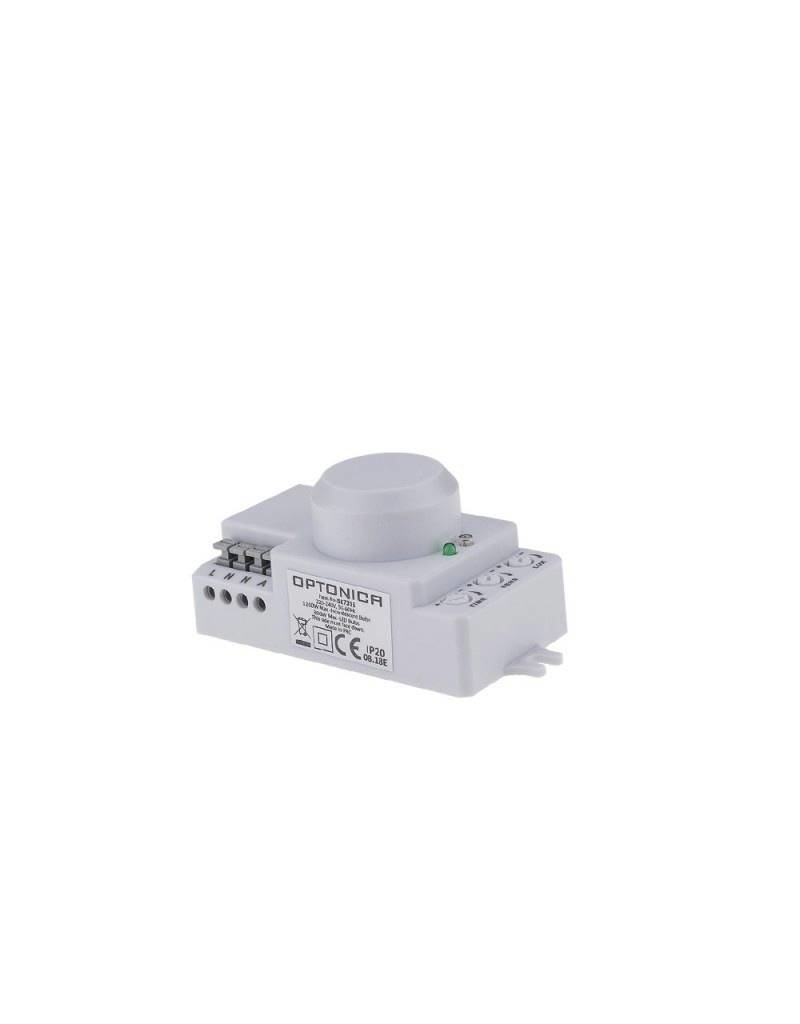LEDFactory LED HF-Bewegungsmelder 5.8Ghz 360° IP20