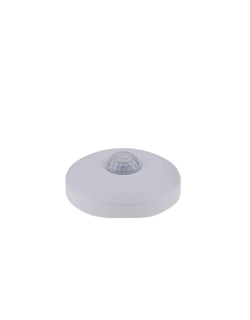 LED Bewegungsmelder bis 100W Ø6m 360° IP20