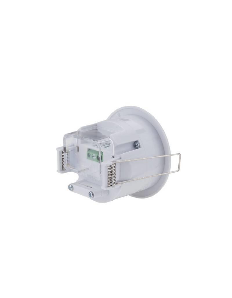 LEDFactory LED Bewegungsmelder Einbau bis 300W Ø6m 360° IP20