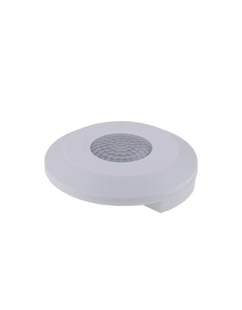 LEDFactory LED Bewegungsmelder Slim bis 1000W Ø6m 360° IP20