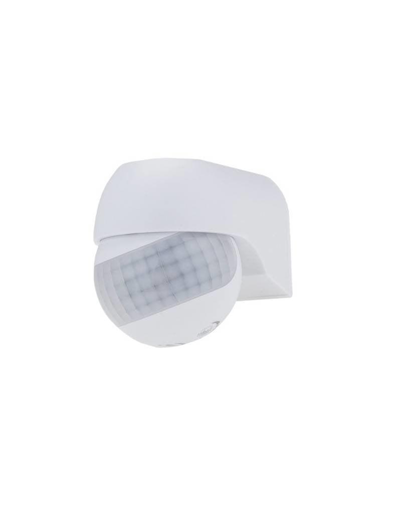 LEDFactory LED Bewegungsmelder Wandmontage bis 200W Ø12m 180° IP54
