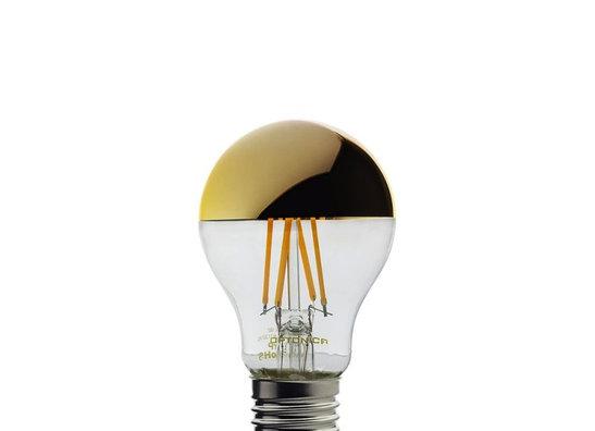 LED E27 Spiegelkopf