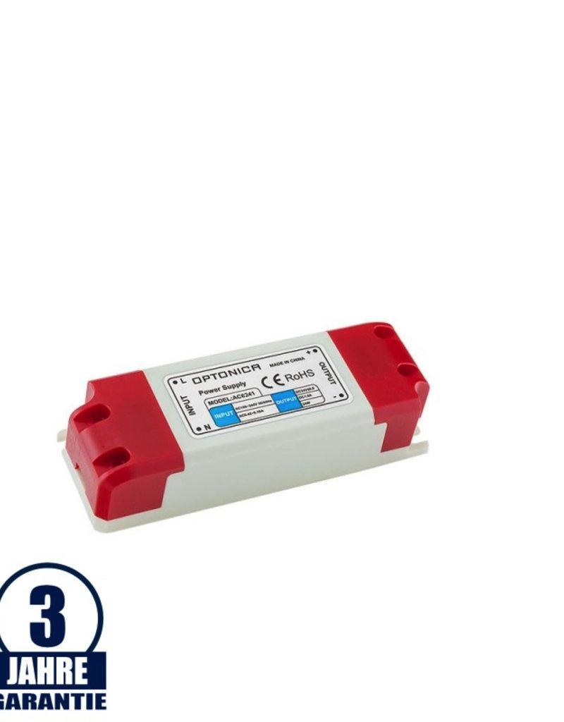 24V DC Kunststoff Netzteil Professionell 24W bis 60W
