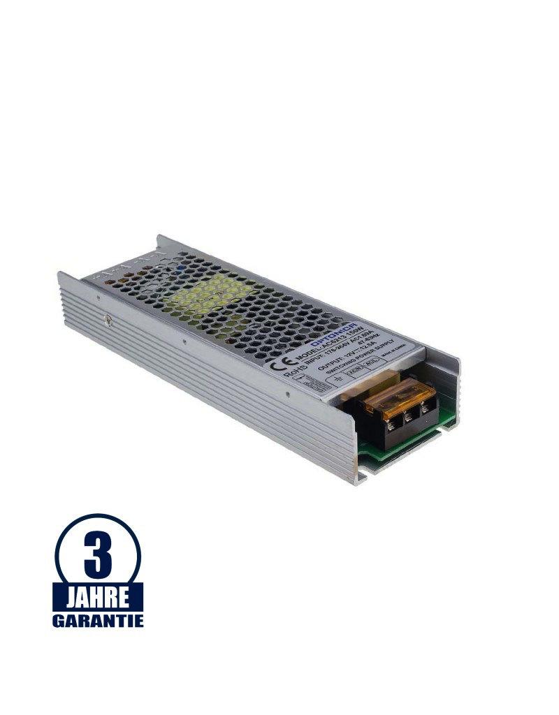 LEDFactory 24V DC Metall Netzteil Professional Slim 60W bis 200W