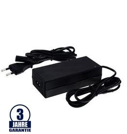 12V DC Kunststoff Netzteil Professional mit Stecker 36W bis 72W