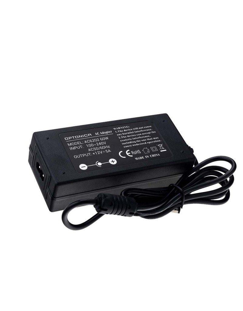 LEDFactory 12V DC Kunststoff Netzteil Professional mit Stecker 36W bis 72W