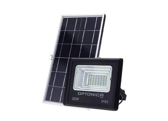 LED Fluter mit Solar-Panel