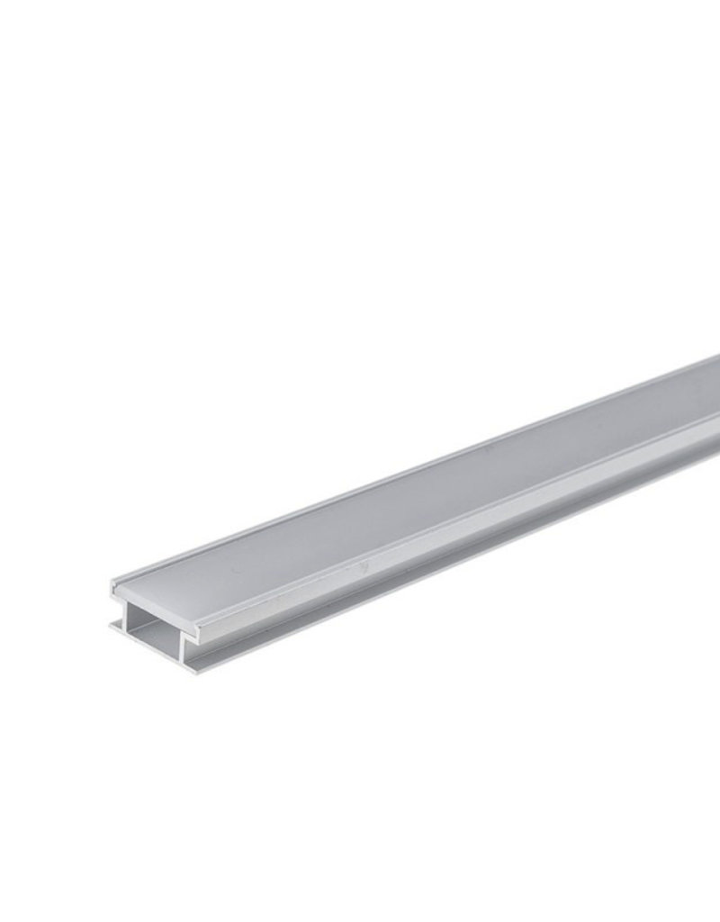 LED Profil Boden Einbau eloxiert